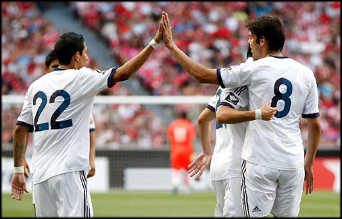 Real Madrid vs Santos Laguna