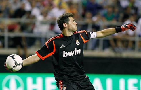 Real Madrid 2-1 Santos...