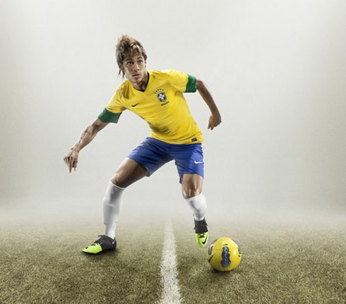 Wallpaper  Images on Neymar Wallpaper And Poster  In Brazil 2012 2013