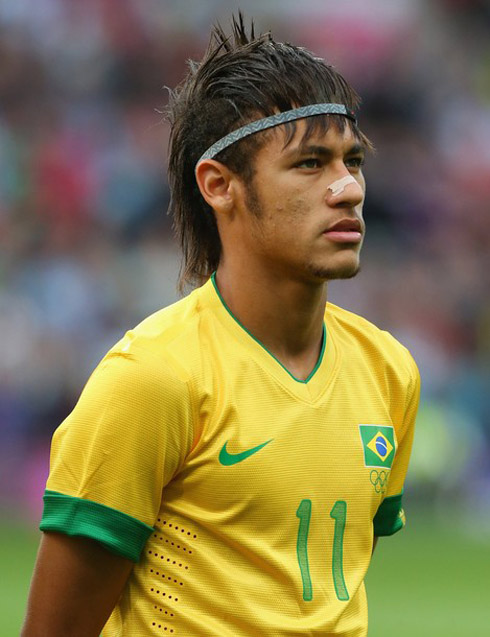 30 neymar hairstyles pictures - photo #22