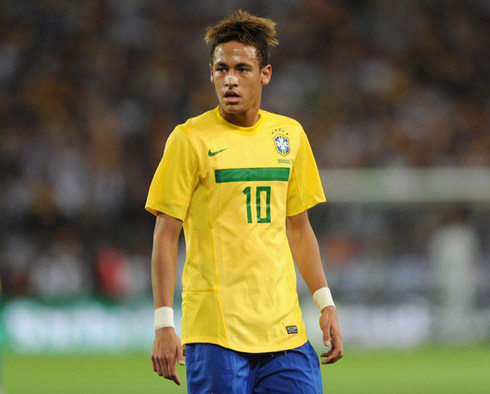 Neymar Quot Cristiano Ronaldo Is An Idol And An Inspiration