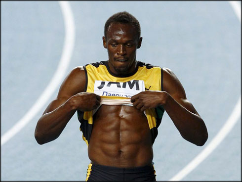 usain bolt quoti have no doubts that cristiano ronaldo is