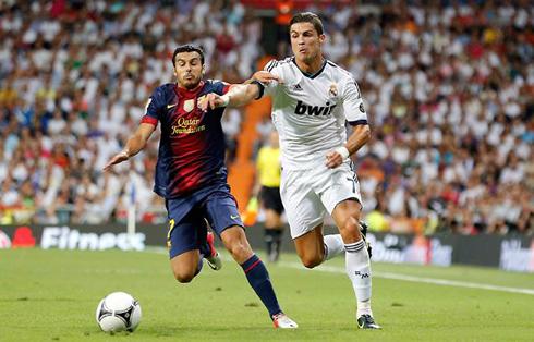barcelona vs real madrid last match result