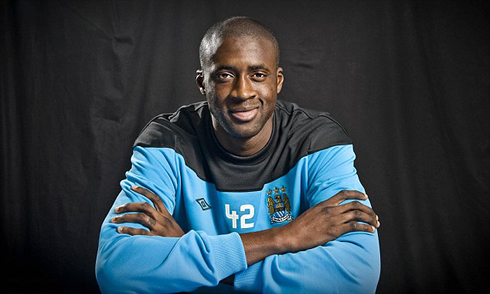Image result for yaya signed for city