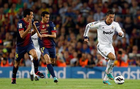 Real Madrid Vs Barcelona Possession Stats