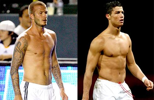 David Beckham Fat 26
