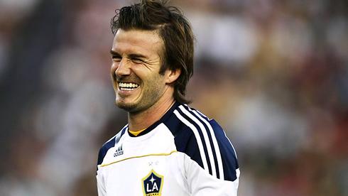 Gullit David Beckham And Ronaldo Are Criticized For Being Handsome - David beckham hairstyle la galaxy