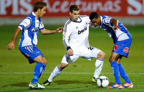 Alcoyano 1 4 Real Madrid Ronaldo Spared 1st Leg Easy