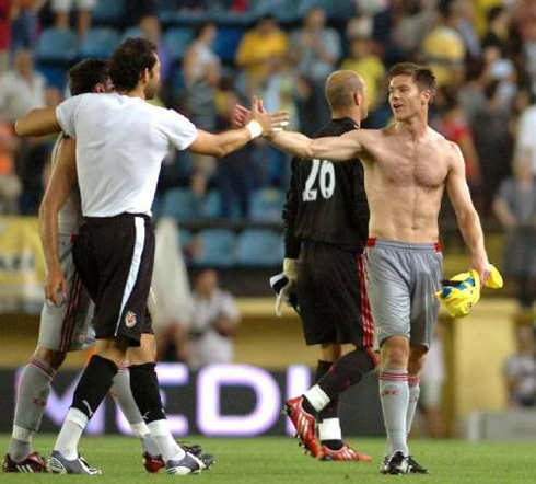 xabi alonso quotcristiano ronaldo never hides what he thinksquot