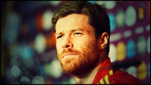 Xabi Alonso No Beard FIFA WORLD CUP!...