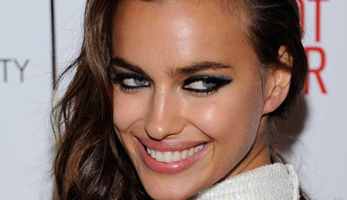 Irina Shayk Sexy Look And Eyes In 2012