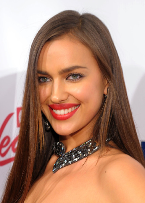 Irina Shayk Ugly Face And Look In 2012 2013