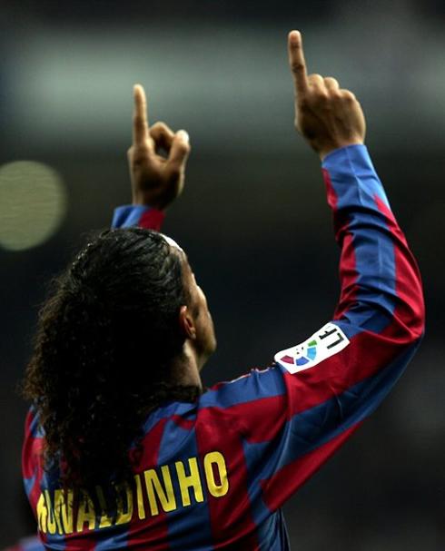 "Ronaldinho: ""Cristiano Ronaldo Is Making History, But"