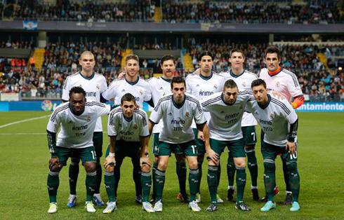 Malaga 3-2 Real Madrid. The league is virtually over before Christmas