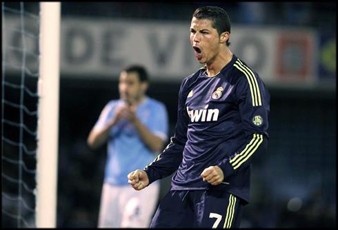 Celta Vigo 1-2 Real Madrid