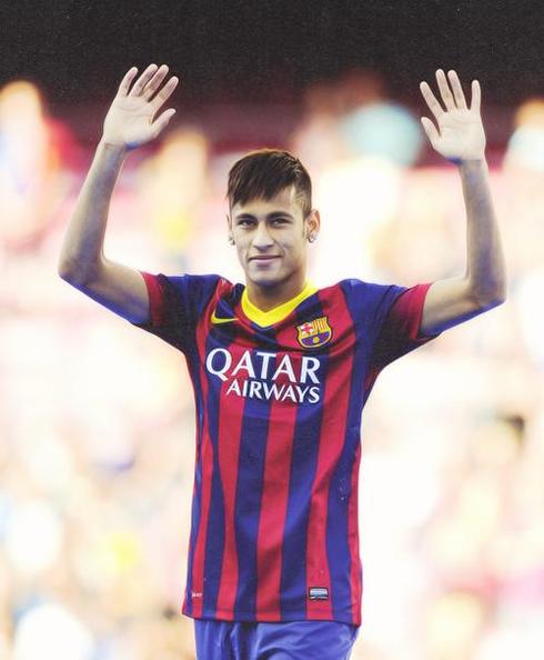 new concept 97d4d bdf49 Cristiano Ronaldo : Neymar: