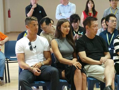 Cristiano Ronaldo And Irina Shayk 2013 Cristiano Ronaldo And Irina