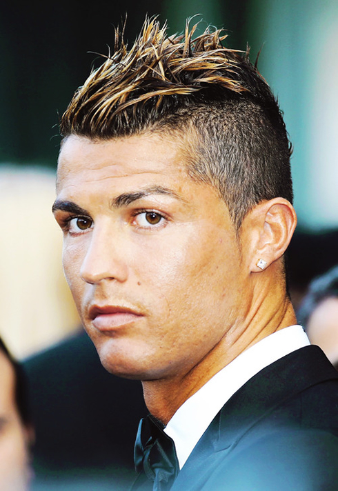 Cristiano Ronaldo new look and hair for 2013-2014