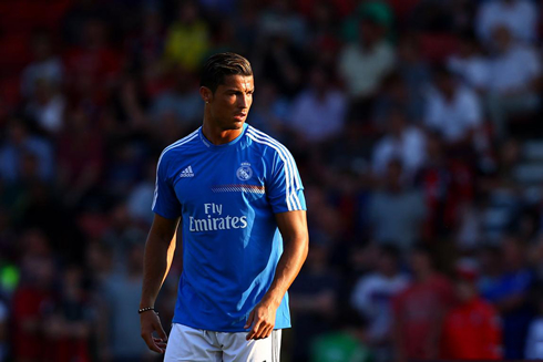 san francisco a48e0 b5d6f Bournemouth 0-6 Real Madrid. Ronaldo kicks off things in ...