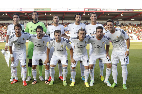 Real Madrid Castilla Squad