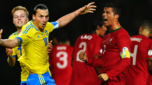 Thụy Điển vs Bồ Đào Nha