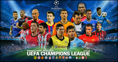 UEFA Champions League last-16 round: The complete preview!