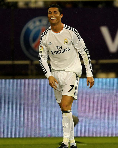 PSG 0-1 Real Madrid. Starting 2014 With The Right Foot