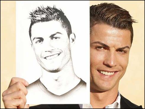 04.01.2014 » Cristiano Ronaldo grants his first interview of 2014