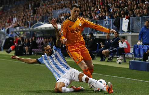 Malaga 0-1 Real Madrid. Ronaldo delivers important win ...