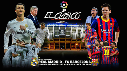 Time Real Madrid Real Madrid vs Barcelona el