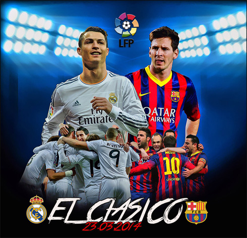 Real Madrid Vs Barcelona Game Schedule
