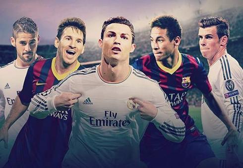 Real Madrid vs Barcelona: All set for an electrifying Clasico!  Neymar