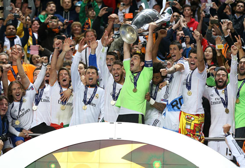 Berita Bola Liga Spanyol  - Ini Dia Hadiah Arloji Untuk Pemain Real Madrid, Berapa Harganya?
