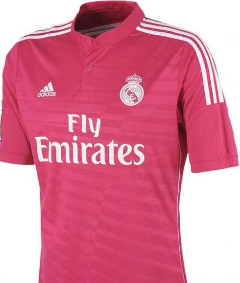 jersey madrid 2014 pink