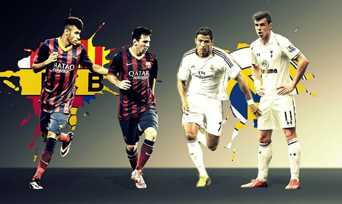 """Messi: """"I'm not here to compete with Cristiano Ronaldo"""" 