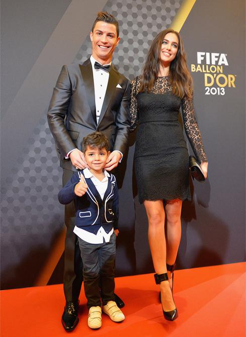 Cristiano Ronaldo and Irina Shayk break up and are no ...  Cristiano Ronal...