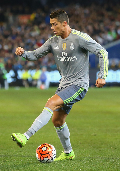 Real Madrid 4 1 Man City Getting The Taste Of Winning