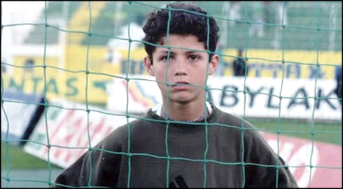Cristiano Ronaldo In The Beginning I Used To Play Only To Have Fun