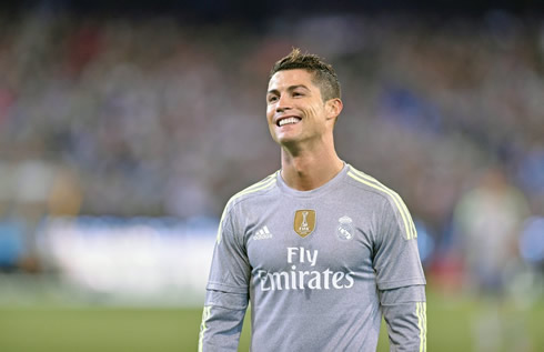 "Cristiano Ronaldo: ""I don't regret having switched England"