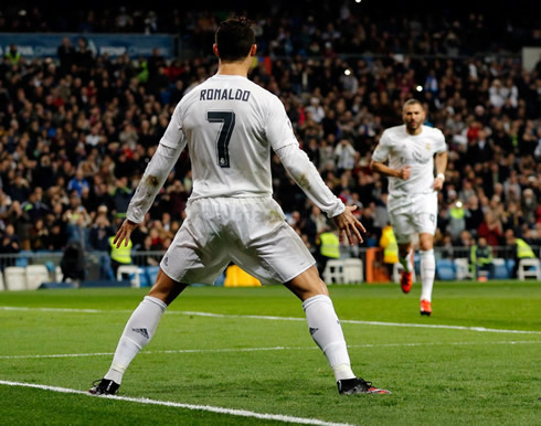 Real Madrid 6-0 Espanyol. A vintage hat-trick for Ronaldo