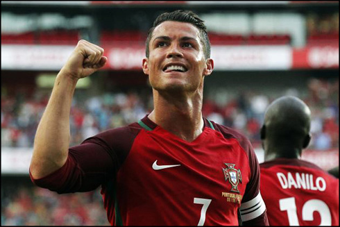 Image result for cristiano ronaldo portugal euro 2016