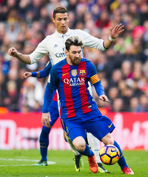 Barcelona Vs Real Madrid Or Liverpool Vs Manchester United: Barcelona 1-1 Real Madrid. Ramos Header Keeps The Streak Alive