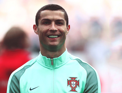 ronaldo new haircut russia 0 1 portugal crucial win against the next world 1606