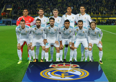 Borussia Dortmund 1 3 Real Madrid It S A Different Ball Game In