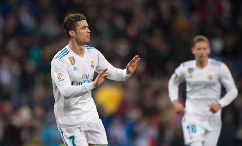 Real Madrid 3-1 Getafe. Ronaldo extends his hot streak