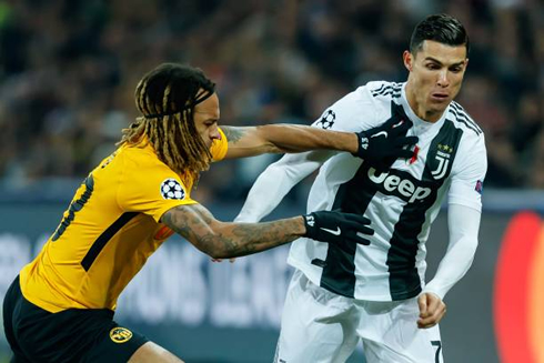 eaa256f83 Young Boys 2-1 Juventus. A surprising loss in Switzerland