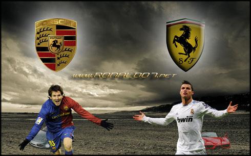 Cristiano Ronaldo   Messi Dan Aku Ini Seperti Ferrari Dan Porsche