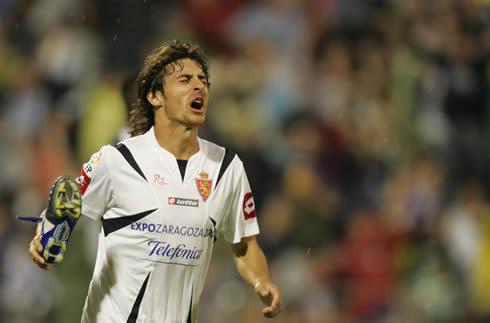 Resultado de imagen para pablo aimar Real Zaragoza