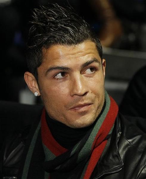 New Cristiano Ronaldo Hairstyle Cristiano Ronaldo With a New