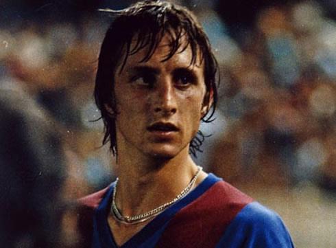Johan Cruyff Jersey Barcelona Johan Cruyff in Barcelona